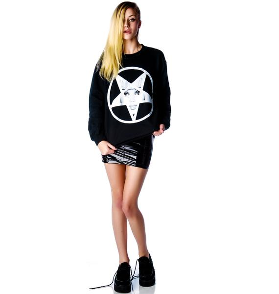 Killstar Barbigram Sweatshirt