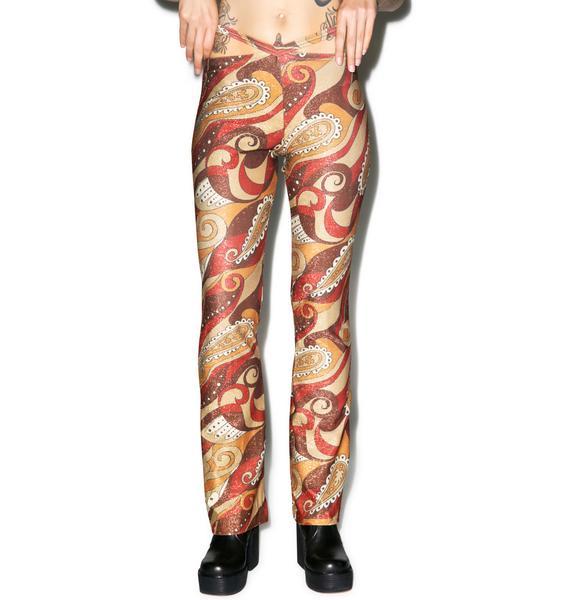 Day Tripper Thong Strap Pants
