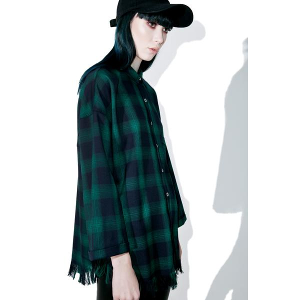 Evergreen Plaid Shirt