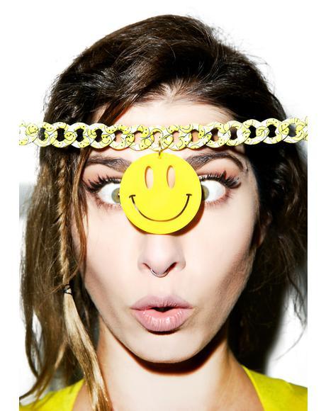 Smilez Fer Dayz Choker