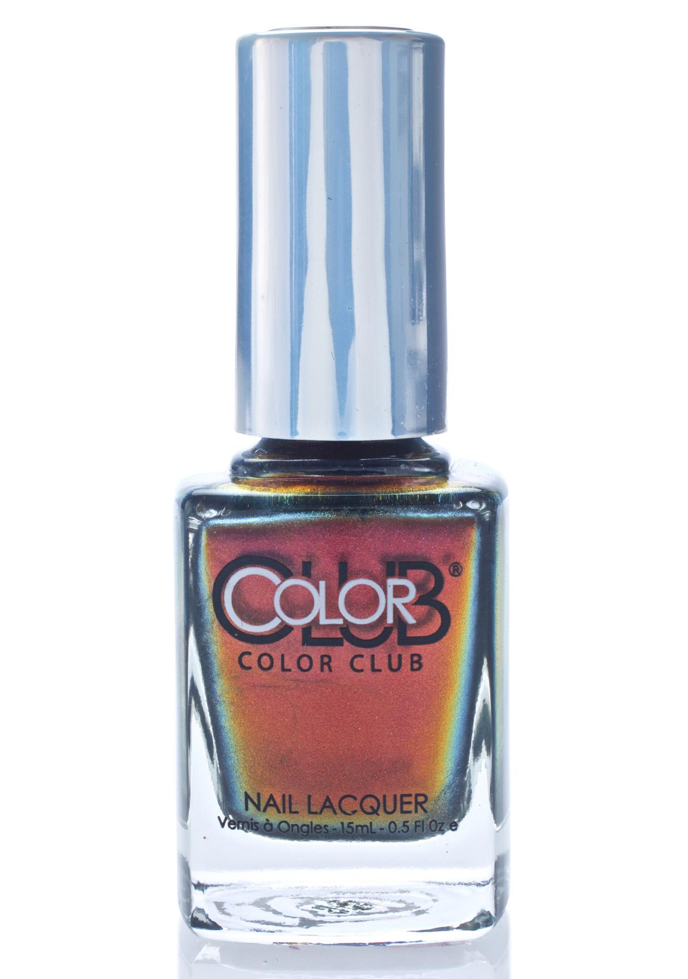 Color Club Burnt Out Nail Polish