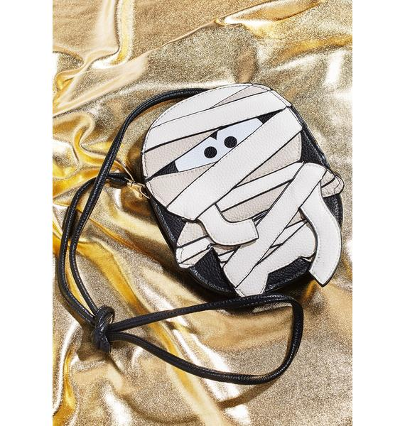 Clumsy Mummy Crossbody Bag