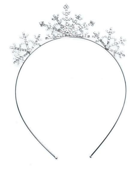 Snowflake Sparkle Headband