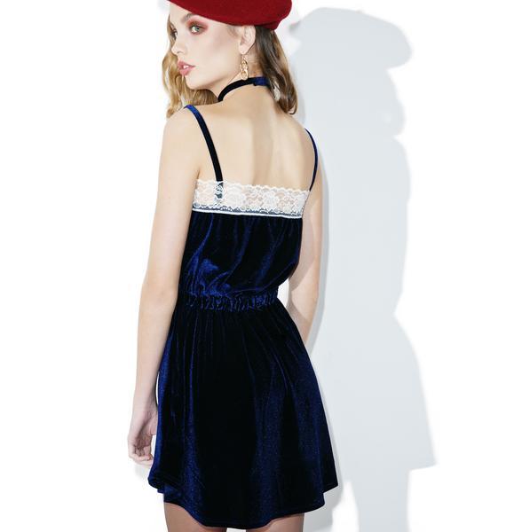 Valfré Blue Dress