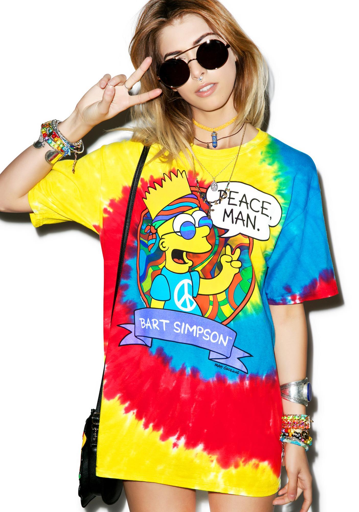 Peace Man Tee