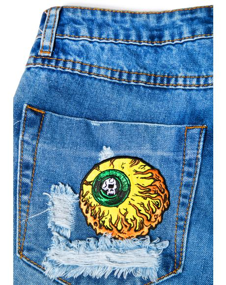 Lamour Keep Watch Patch