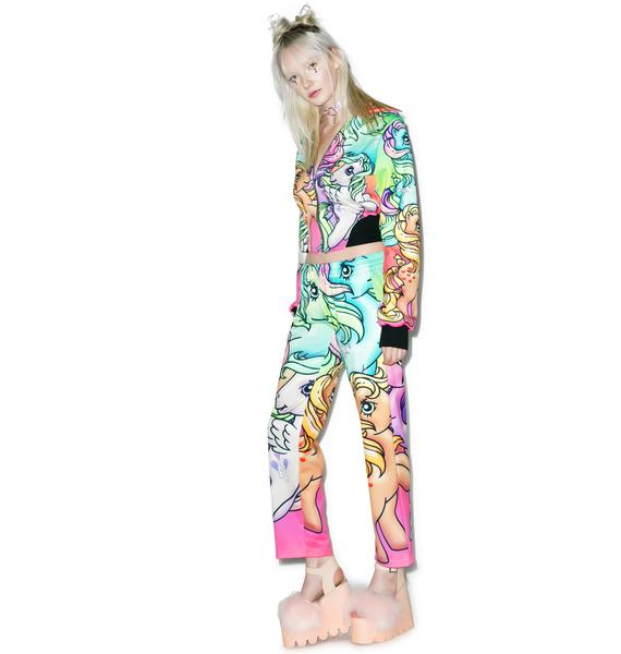 Alice Vandy Ponyland 2.0 Track Pants