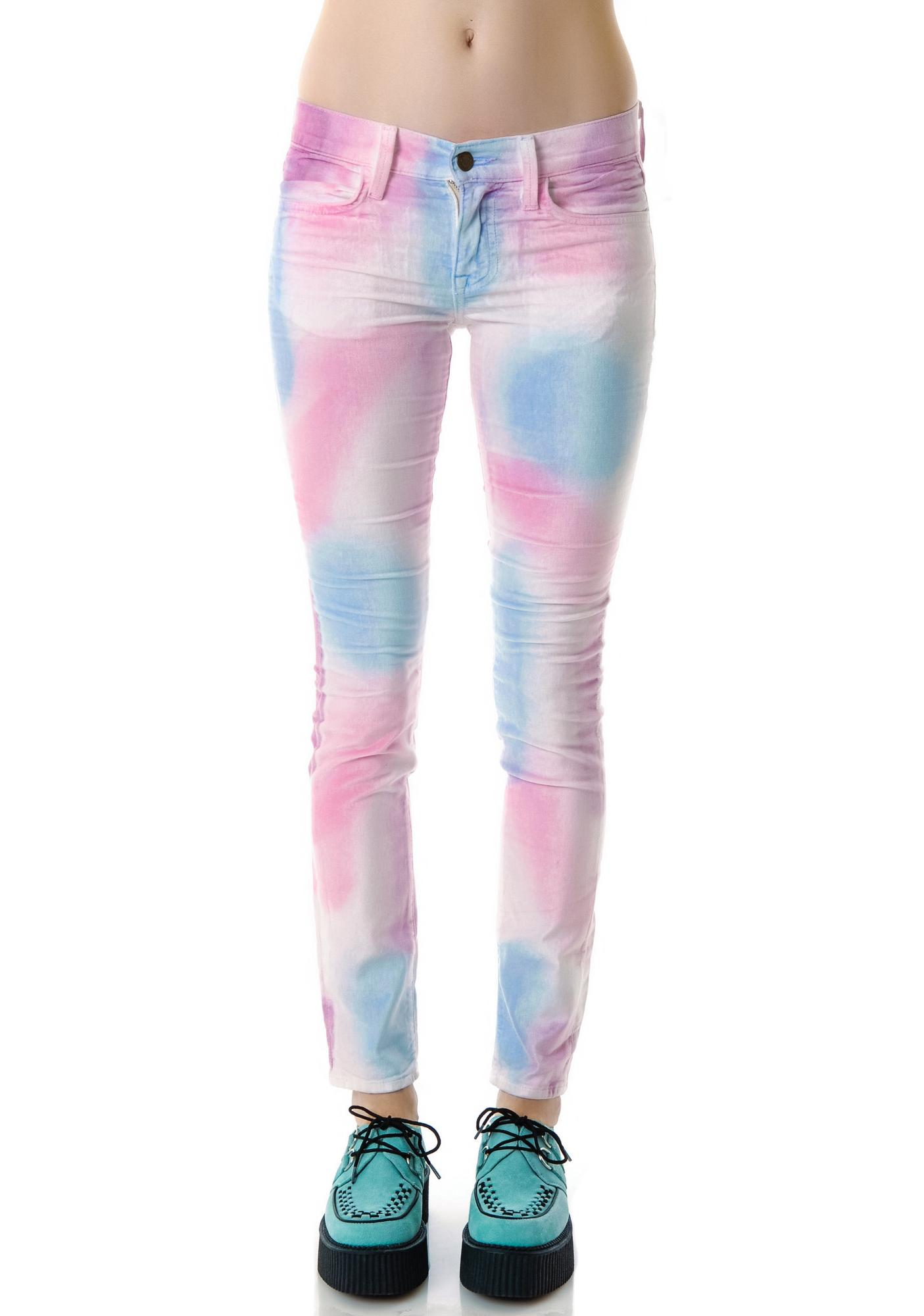 Wildfox Couture In My Mind Marianne Skinny Jeans