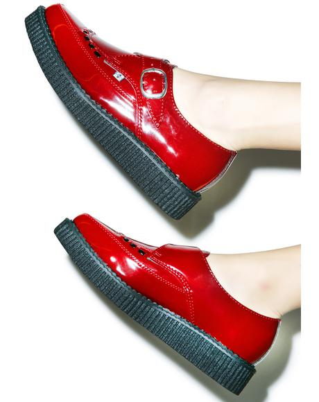 Patent Pointed Toe Creepers