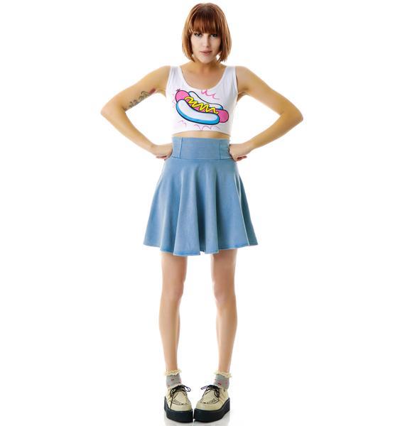 Lazy Oaf Circle Skirt