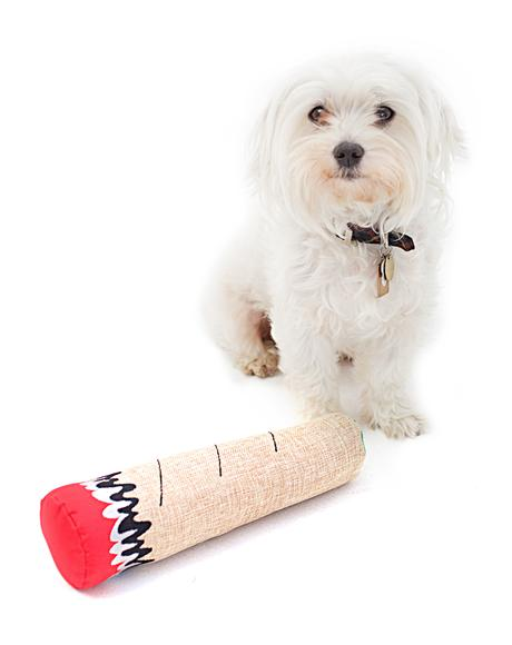 Hemp Dog Toy Joint