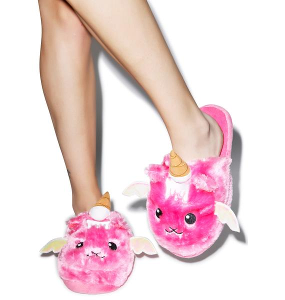 Unicone Slippers