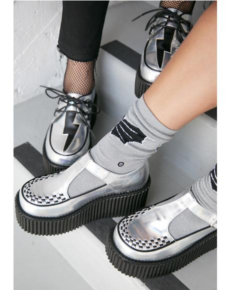 Starbeam T-Strap Creepers