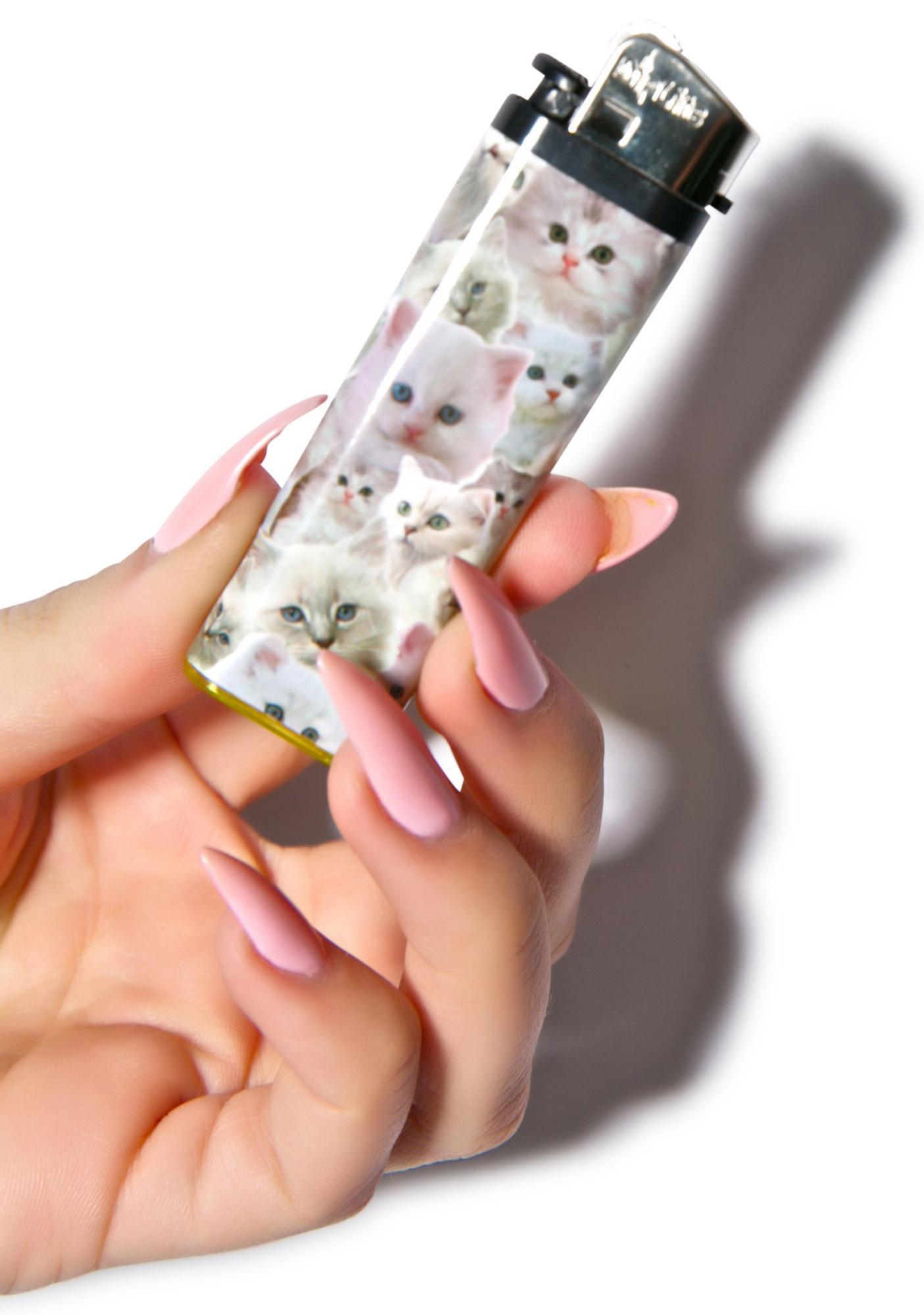 Cat Baby Lighter