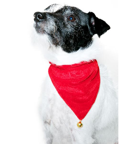 Holiday Joyz Doggie Bandana