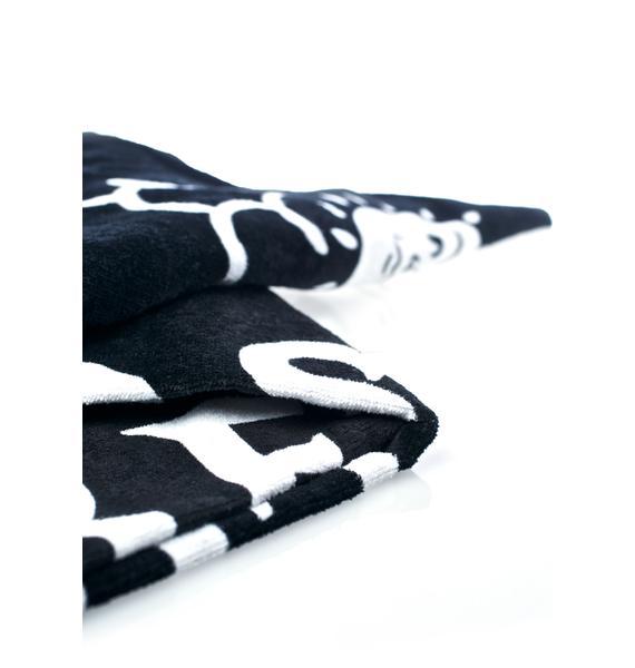 Killstar Slumber Towel
