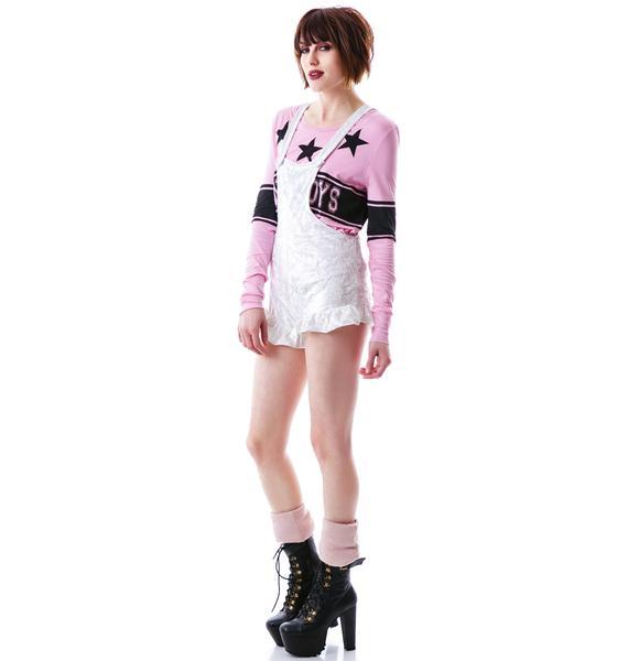 Ruby Starling Velvet Jumper