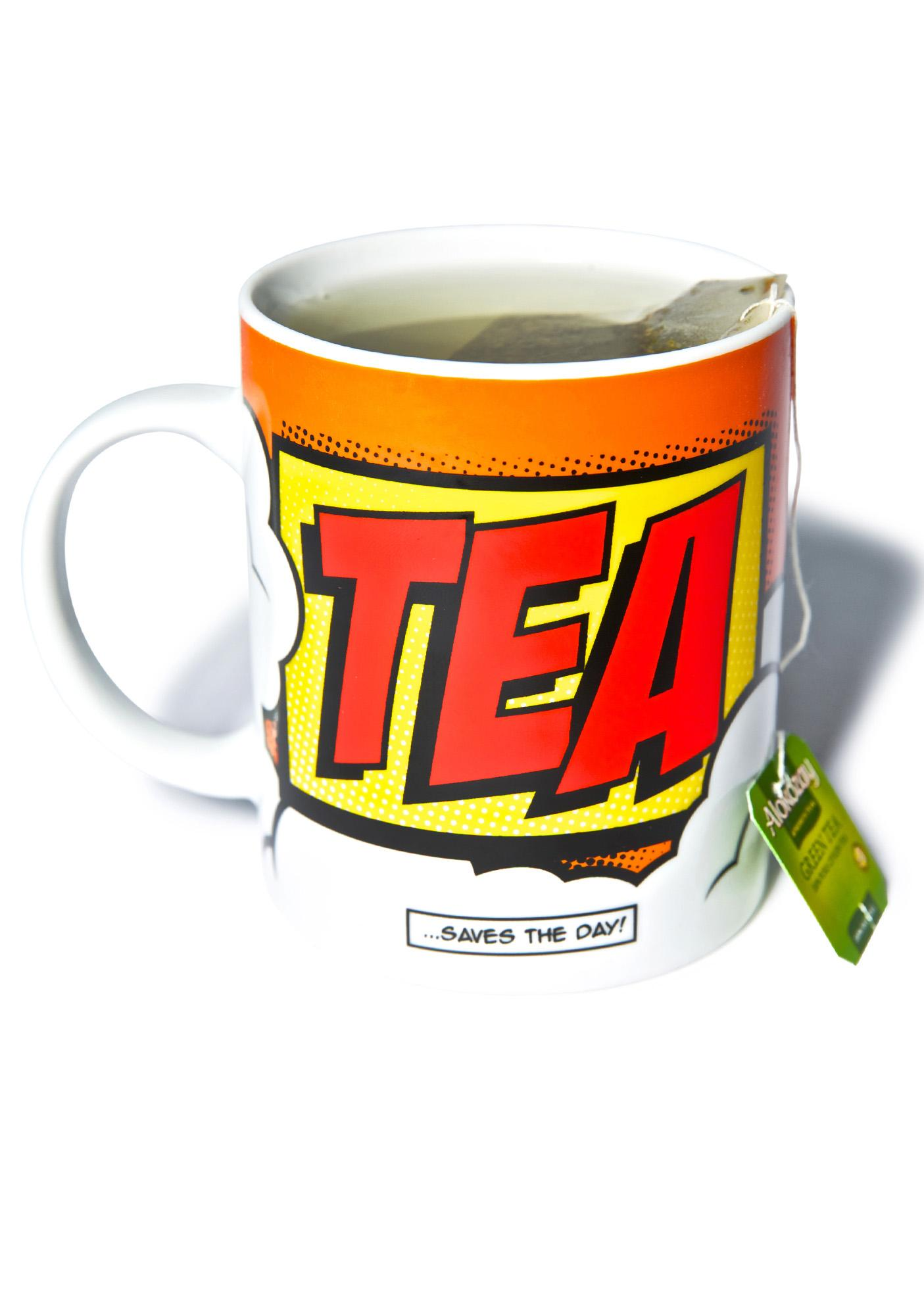 Tea To The Rescue Mug