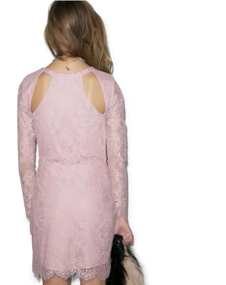Eternal Love Lace Dress