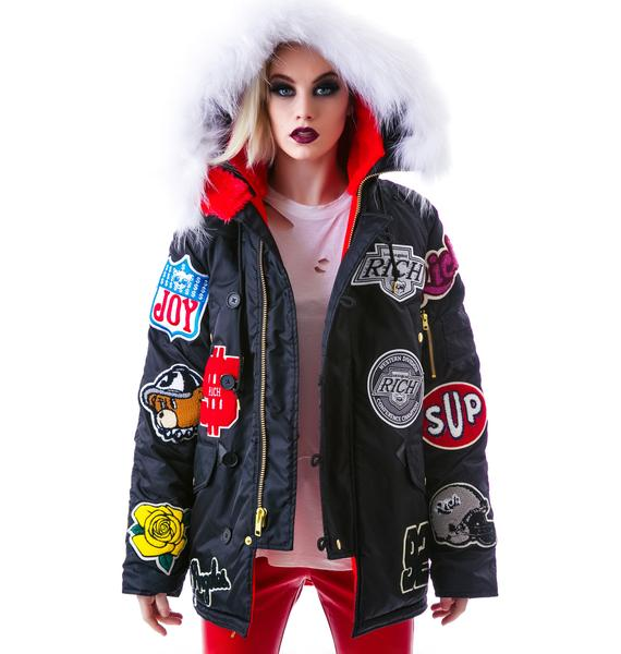 Joyrich Road Journey Parka