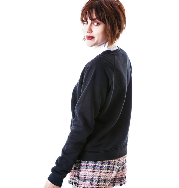 Zoe Karssen Jolly Good Loose Fit Sweater