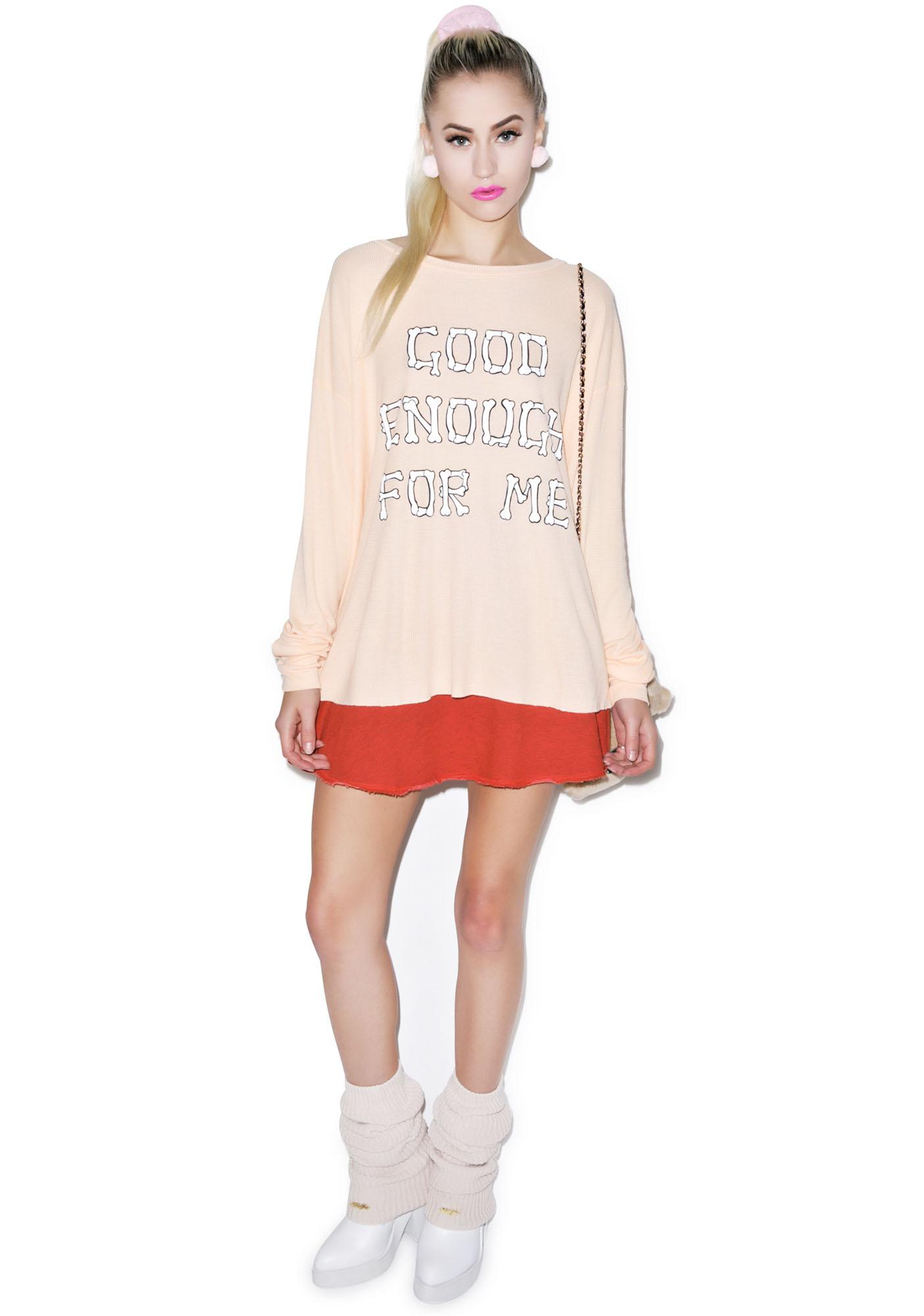 Wildfox couture good enough effortless thermal dolls kill for Couture a nice