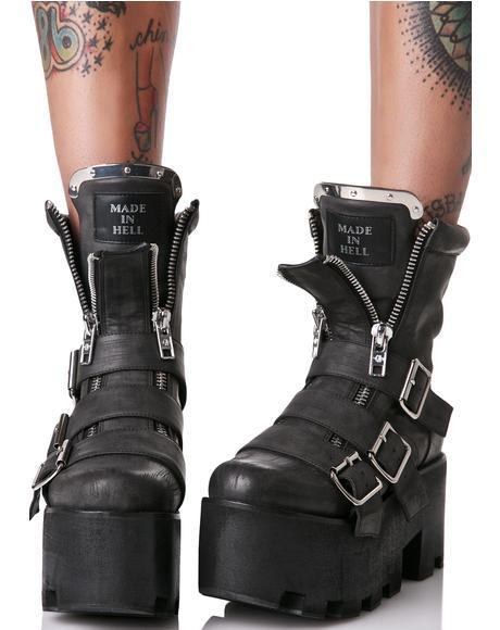 Detroit Boots