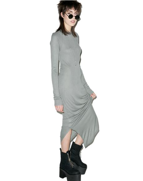 Muted Sink Dress