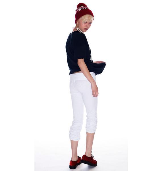 Wildfox Couture U.S.A. Skinny Malibu Sweats