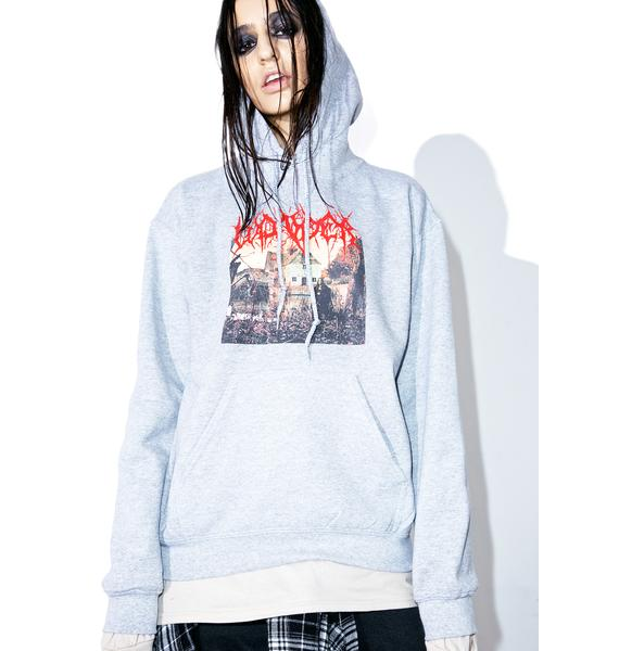 Atelier Wonder Basic Shadow Metal Hoodie
