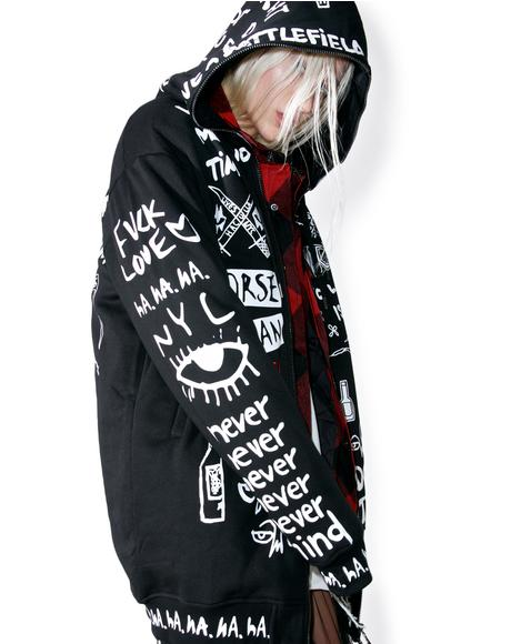 Collective Oversized Hoodie