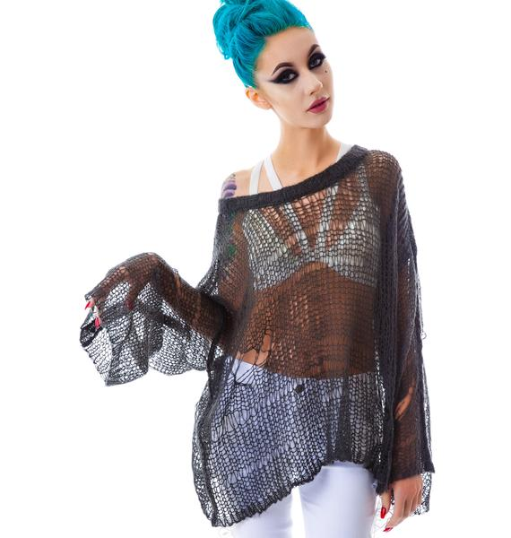 Wildfox Couture Lost Sweater