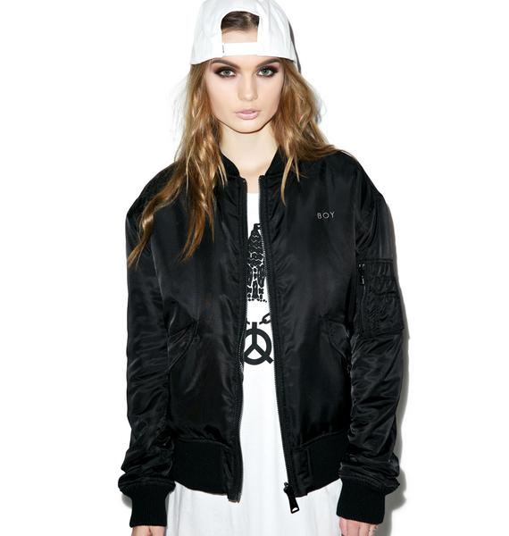 BOY London BOY Reversible MA1 Jacket