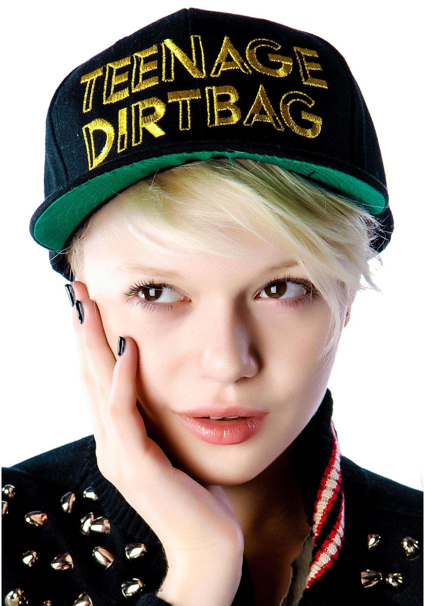 United Couture Teenage Dirtbag Snapback