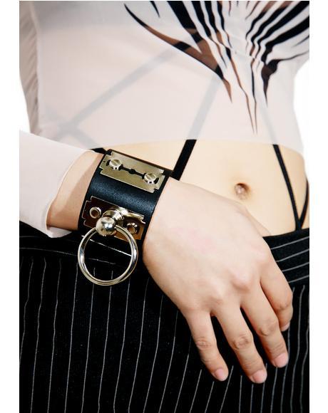 Razor's Edge Cuff Bracelet