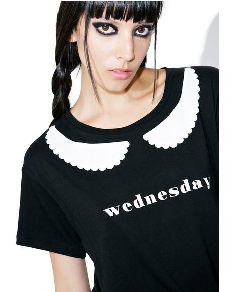 I'm Wednesday Manchester Tee