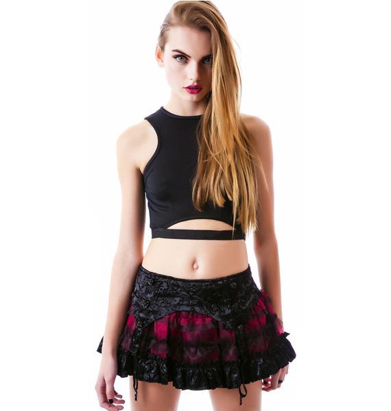 Druscilla Burlesque Skirt