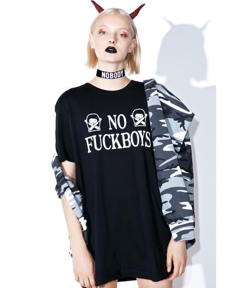 No Fuckboys T-Shirt