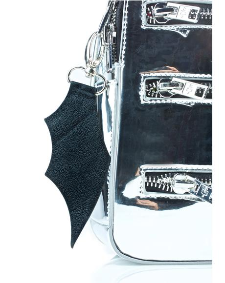 Bat Wing Keychain