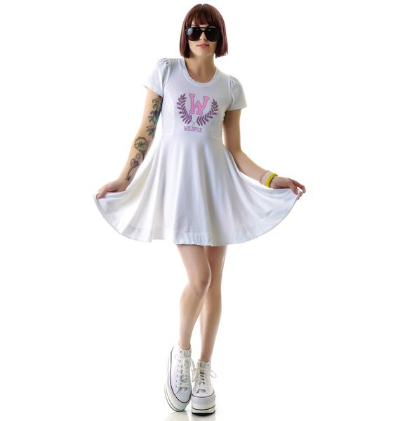 Wildfox Couture Tennis Courtside Joan Dress
