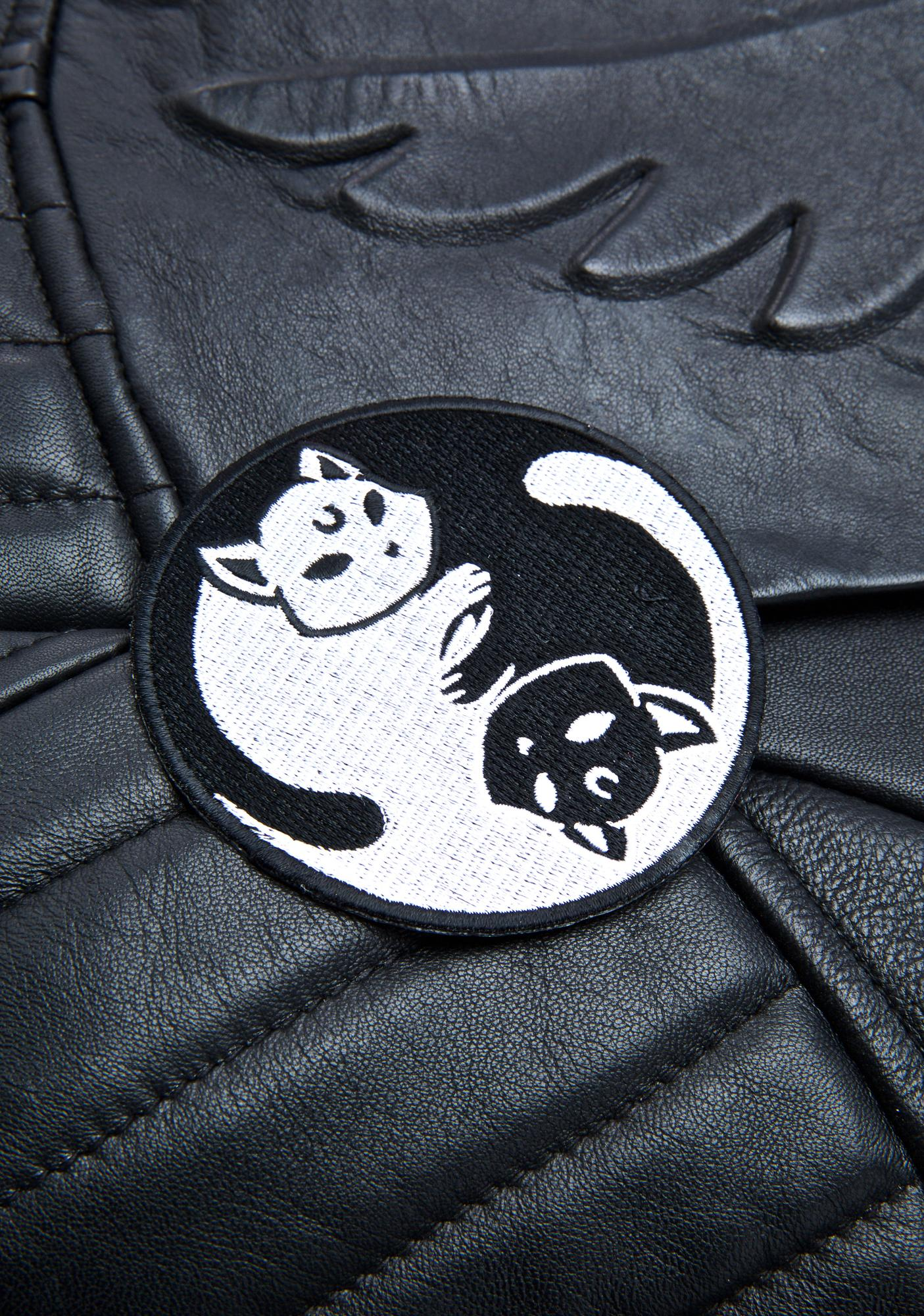 Killstar Yin Yang Patch