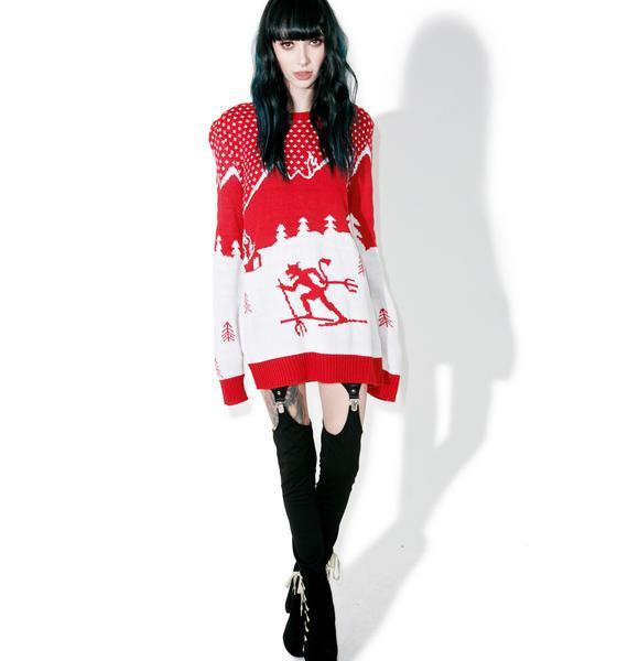 Current Mood Hellski Sweater