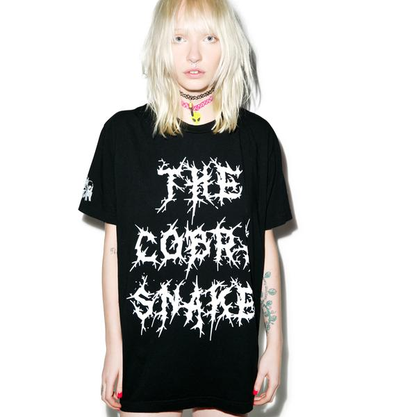 The Cobra Snake Metal Cobra Snake Tee