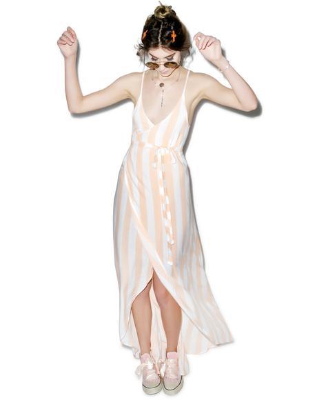 Atlantis Wrap Dress