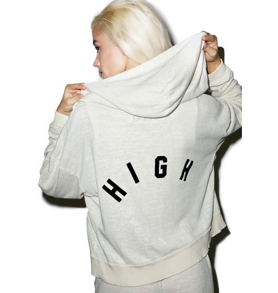 Wildfox Couture High Milk Run Hoodie