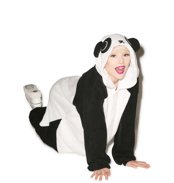 Sazac  Panda Kigurumi