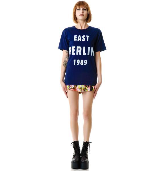 East Berlin 89 Crew Tee