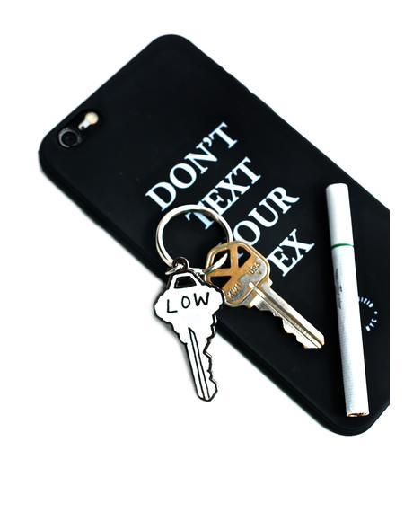 Low Key Keychain