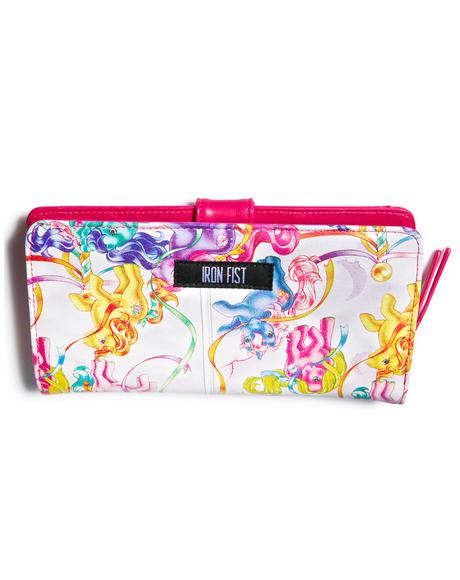 My Little Pony Merry Go Round Wallet