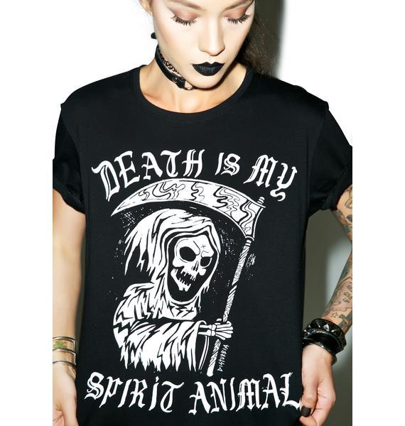 Disturbia Spirit Animal Tee